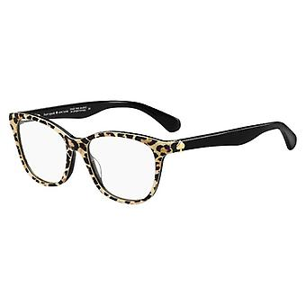 Kate Spade Atalina INA Panther Pattern Glasses