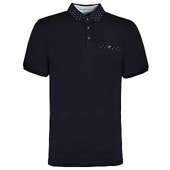 Ted Baker Mens marine Critter Polo Shirt