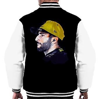 Motorsport Images Daniel Ricciardo Men's Varsity Jacket