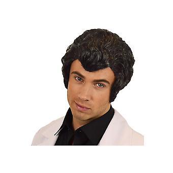 Peruki peruka Elvis czarny