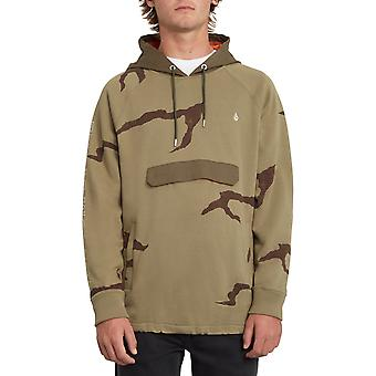 Volcom Alaric Pullover Hoody in Camouflage