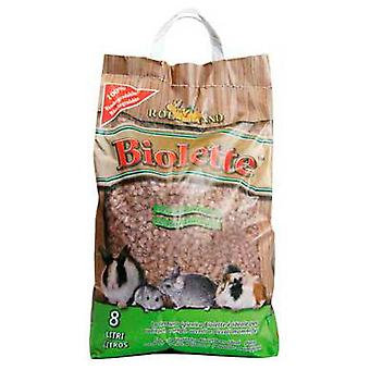 Nayeco 8l Biolette basis for rodent. (Small pets , Hay)