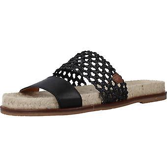 Menorquinas Popa Sandals 31206p Color Black