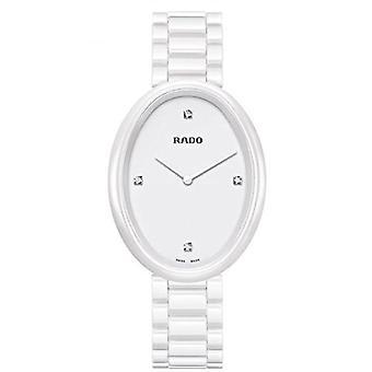 RADO quartz analogue watch, ceramic 277.0092.3.071