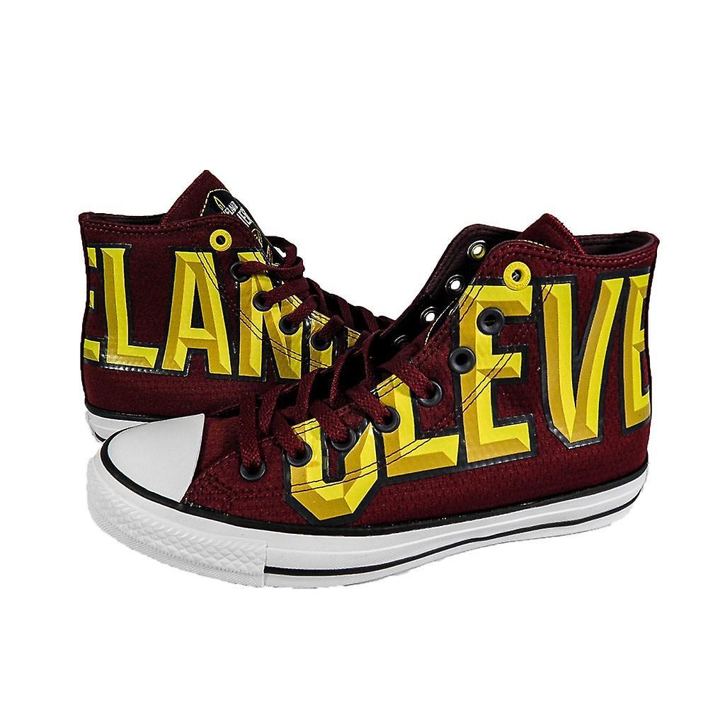 Converse Chuck Taylor All Star High Nba Cleveland Cavaliers 159417c Universell Hele Året Menn Sko