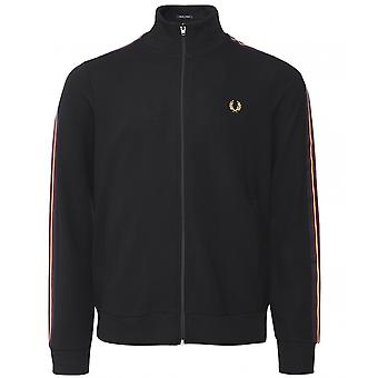 Fred Perry Taped Sleeve Track Jacket J8503 102