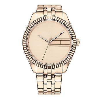 Tommy Hilfiger Watches 1782082 Pale Rose Gold Stainless Steel Watch