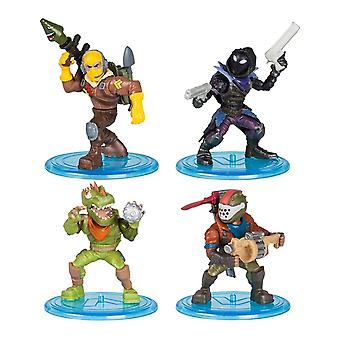 Fortnite, 4x Collectibles - Battle Royale Collection