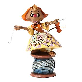 "Disney Showcase ""Cinderella's Kind Helper"" Figurine"