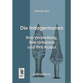 Die Indogermanen by Hirt & Herman