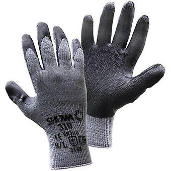 Showa Grip Black 14905-7 Cotton, Polyester Protective glove Size (gloves): 7, S EN 388 CAT II 1 Pair