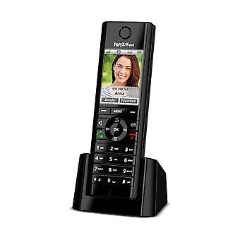 Wireless Phone Fritz! Fon C5 DECT GAP Black