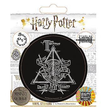 Harry Potter Symbole Vinyl Stickeraufkleber