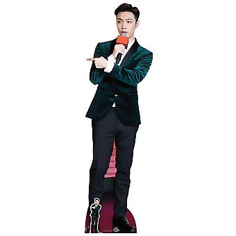 Lay from Exo Cardboard Cutout / Standee / Standup / Standee