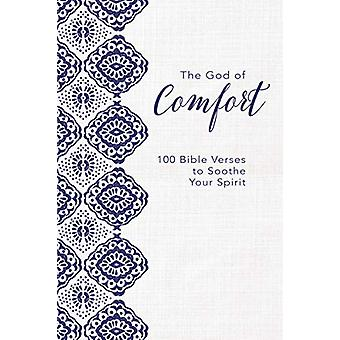 The God of Comfort - 100 Bible Verses to Soothe Your Spirit by Zonderv