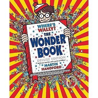 Where's Wally? The Wonder Book by Martin Handford - 9781406374063 Book