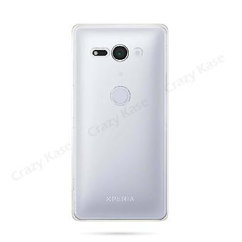 Hull For Sony Xperia Xz2 Compact Transparent Flexible