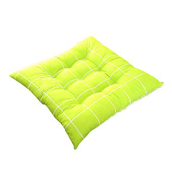 Green Printed cushion