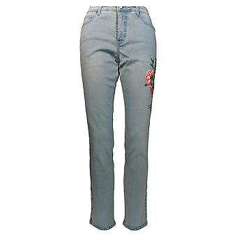 Women with Control Women's Jeans My Wonder Denim Novelty Jeans Blue A309509