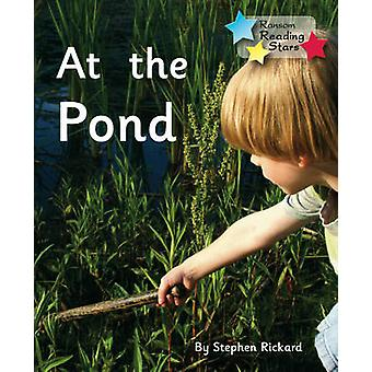 At the Pond by Stephen Rickard