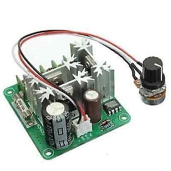 Sterownik prędkości obrotowej silnika 13Khz pwm dc 6-90v 15a ciągła pompa wentylatora prędkości modułu sterującego