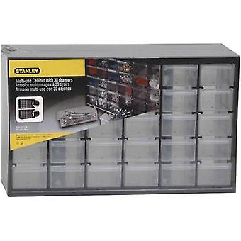 Stanley by Black & Decker Assortment box (L x W x H) 36.5 x 15.5 x 22.5 cm No. of compartments: 30 1 pc(s)