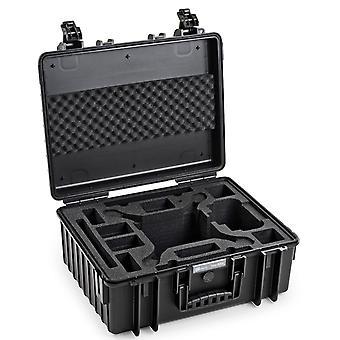 B & W Copter tok Típusa 6000 DJI Phantom 4 / 4 Pro / 4 Pro Plus / 4 Fejlett, fekete habbetéttel