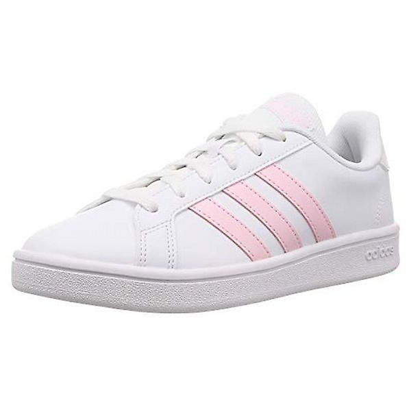 Women's Casual Trainers Adidas Grand Court Base/39 1/3/white/pink