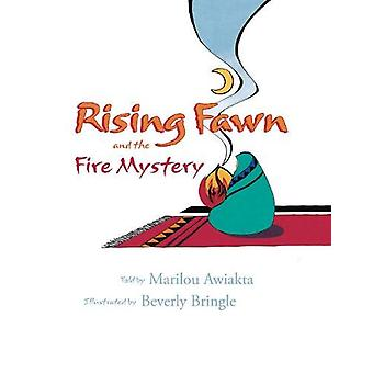 Rising Fawn and the Fire Mystery by Marilou Awiakta - 9781555916008 B