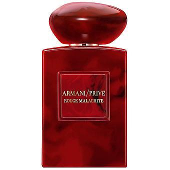 Giorgio Armani Prive Rouge Malachite Eau de Parfum 100ml EDP Spray for Men & Women