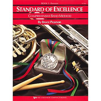 Standard of Excellence 1 bassoon by Bruce Pearson