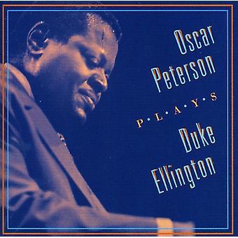 Oscar Peterson - Oscar Peterson Plays Duke Elli [CD] USA import