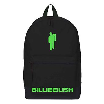 Billie Eilish Backpack Bag Bad Guy Bloshh Logo new Official Black