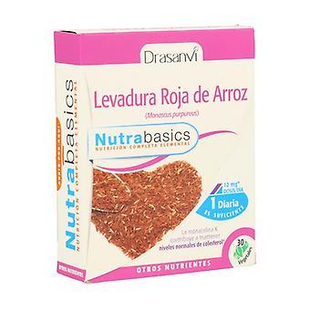 Nutrabasics Red Yeast Rice 30 capsules (300mg)