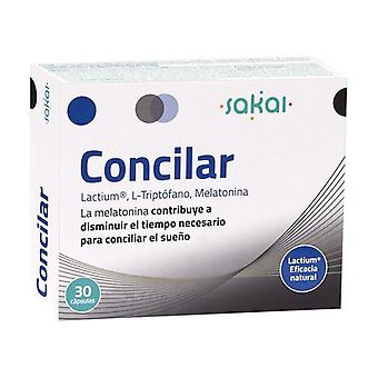 Concilier 30 capsules