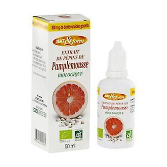 Organic grapefruit 50 ml