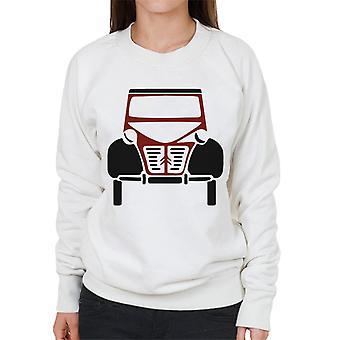 Citro�n Classic 2CV Women's Sweatshirt