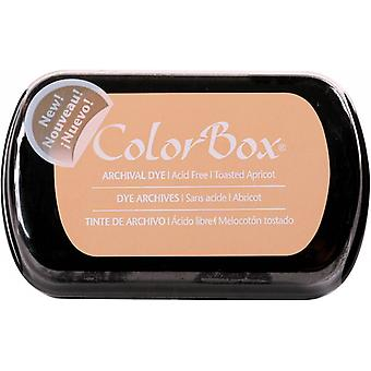 Clearsnap ColorBox Archival Dye Ink Full Size Toasted Apricot