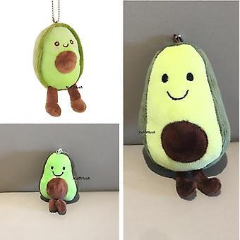 3sizes Fruit Peluche Jouet - Key Chain Stuffed Peluche Jouet