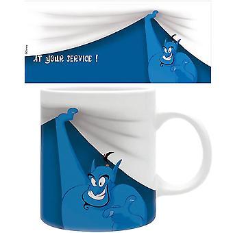 Aladdin Genie Mug
