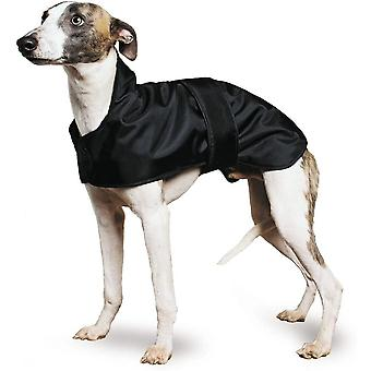 Ancol Muddy Paws Whippet kabát - fekete - 43cm