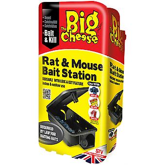 Veľký syr Krysa & Myš Návnada stanica