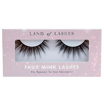 Land of Lashes Faux Mink Lashes - Aurora - The Signature to Your Masterpiece