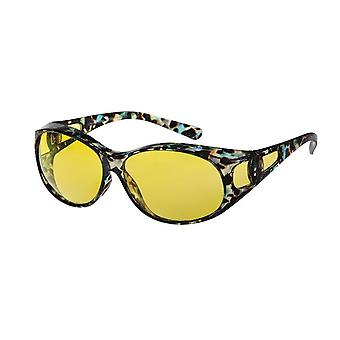 Sunglasses Women multi-coloured with yellow lens Vz1001lh