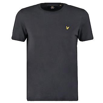 Lyle & Scott ? Ts400v camiseta de cuello redondo liso