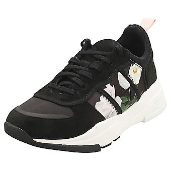 Ted Baker Keaton Womens Fashion Trainers in Black
