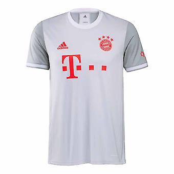 2020-2021 Bayern München Adidas Borta Fotbollströja