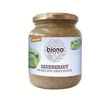 Biona - Organic / Demeter Sauerkraut 680g