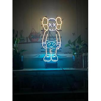Customized Xx Neon Sign Light Real Glass Lamp For Home Bedroom/pub/hotel