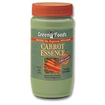 Green Foods Corporation Carrot Essence, Powder 6.8 Oz